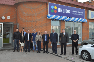 Helios RUS Reaches a Milestone in B2B Segment