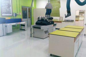 Modern application center brings innovative solutions