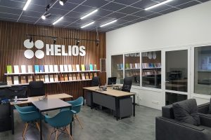 HELIOS opened its doors to the Information Distribution Center in Ukraine